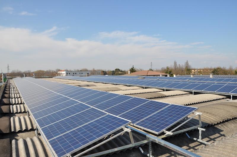Realizzazione fotovoltaico in Altino Pane 2014