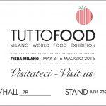 Fiera Tutto Food 2015 Altino Pane